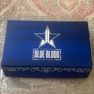 BNIB Jeffree Star Blue Blood Palette